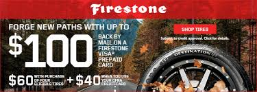 Firestone National Rebate